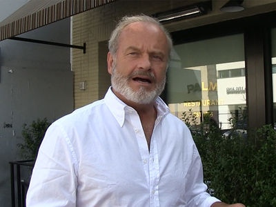 Kelsey Grammer Advises Kathy Griffin, There Is a Way to Bounce Back  (VIDEO)