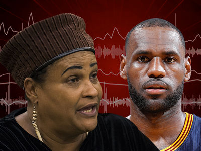 Muhammad Ali's Ex-Wife Calls LeBron James the 'Muhammad Ali of Basketball' (AUDIO)