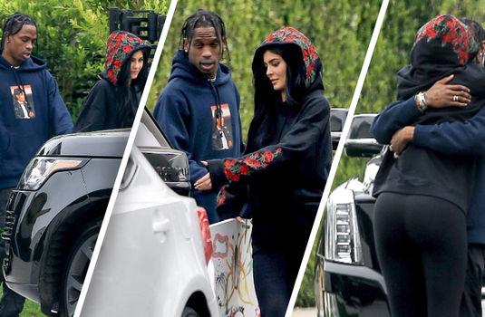 Kylie Jenner enceinte, serait-elle abandonnée par son petit ami? (Photos)