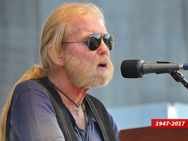 Gregg Allman's Funeral Draws Family, Friends and Ex-Wife Cher (PHOTO GALLERY)
