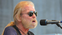 Gregg Allman's Funeral Draws Family, Friends and Ex-Wife Cher (PHOTOS)