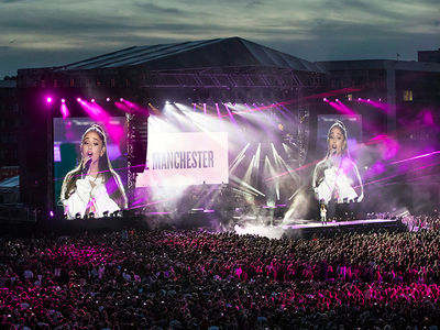 One Love Manchester Concert Raises $12 Million and Counting
