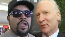Ice Cube Will Take On Bill Maher Over 'House N*****' Remark