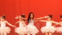 Blue Ivy Carter Crushes It at Ballet Recital! (VIDEO)