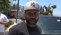 Derek Fisher Breaks Silence After DUI Crash, 'Glad No One Was Hurt' (VIDEO)