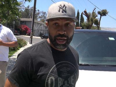 Derek Fisher Breaks Silence After DUI Crash, 'Glad No One Was Hurt' (VIDEO)