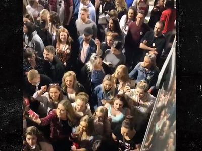 Crowd Chants 'Manchester We're Strong' After One Love Concert (VIDEOS)