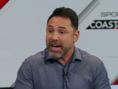 Oscar De La Hoya Fires Back at Dana White, Your Fight Sucks! (VIDEO)