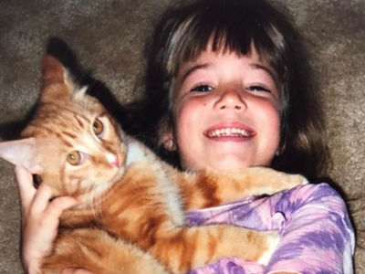 Guess Who This Cat Lover Turned Into!