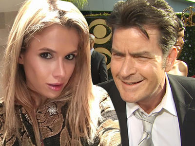 Charlie Sheen's New Girlfriend Not Scared of HIV