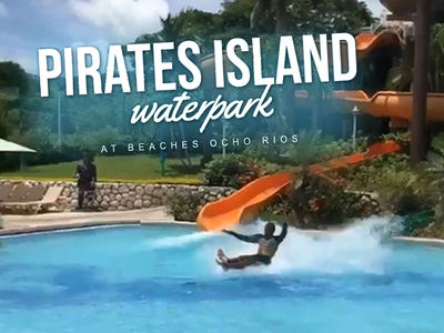 Water Slide Viral Video Is Legit and Glide-On-Water Guy Can Prove It!