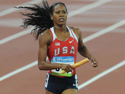Sanya Richards-Ross Says She Got Abortion Before Beijing Olympics