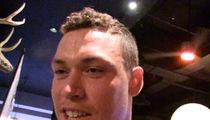 Yankees Stud Aaron Judge Is Secret Broadway Superfan (VIDEO)