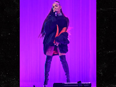 Ariana Grande Resumes Tour, Fans Get Heavy Pat-Downs in Paris (VIDEO)