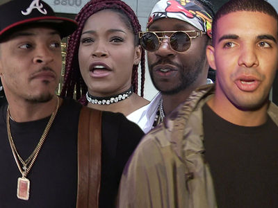 Drake, 2 Chainz and T.I. Producer Sued for Stiffing Partner On Huge Tracks
