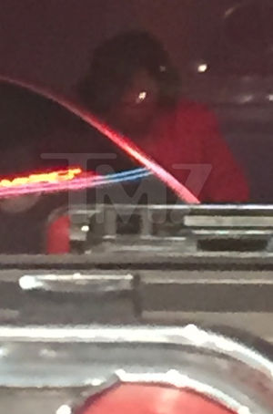 Katherine Jackson Surfaces at Mel's Drive-In Diner