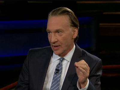Bill Maher Apologizes for N-Word ... 'Comedians are a Special Kind of Monkey!' (VIDEO)