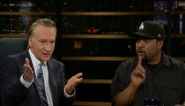 Ice Cube Says Bill Maher's N-Word May Have Something to do with Black Girlfriends (VIDEO)