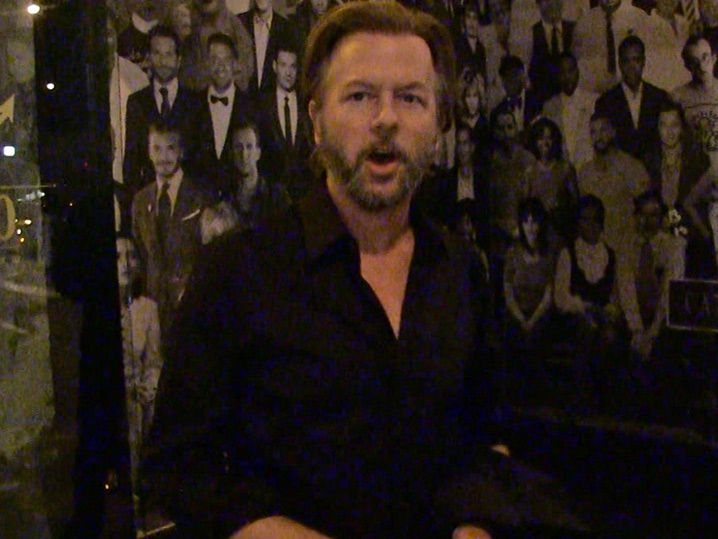 David Spade Says Burglars Got One Thing He's Really Going to Miss (VIDEO)