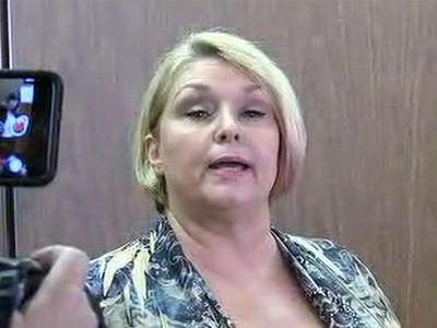 Roman Polanski's Victim Samantha Geimer Makes Courthouse Plea for Director's Freedom