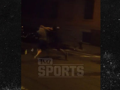 Sean Avery Street Fight Video Surfaces, Ex-NHL Star Fought 2 Guys at Once