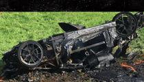 'Top Gear' Ex-Host Richard Hammond Injured In Fiery Car Crash