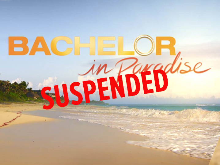 'Bachelor in Paradise' Filming Stopped Indefinitely After 'Alleged Misconduct'