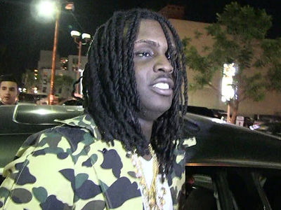 Chief Keef Arrested in South Dakota With Weed and Paraphernalia