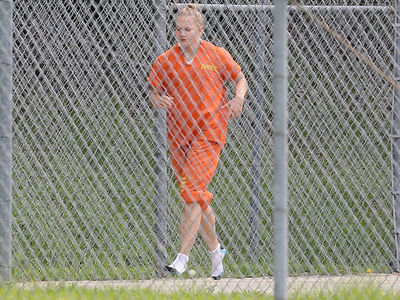 Reality Winner Still Working Out Behind Bars