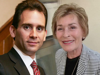 Judge Judy's Son Adam Levy Scores Huge Victory Over Sheriff in Defamation Lawsuit