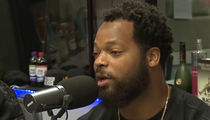 Michael Bennett Bumps Future In Front of Russell Wilson
