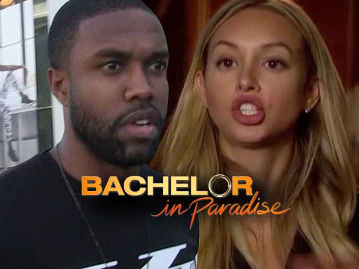 Bachelor In Paradise Cast Members Saw Hookup Thought Corinne Was