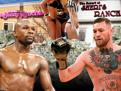 Mayweather vs. McGregor: Brothels Cashin' In On Super Fight