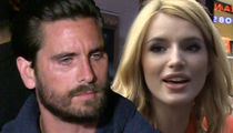 Scott Disick Sends Bella Thorne Bouquet, Looks Just Like Kourtney's Flowers