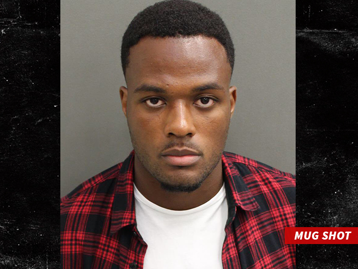 Orlando soccer star Larin arrested for DUI