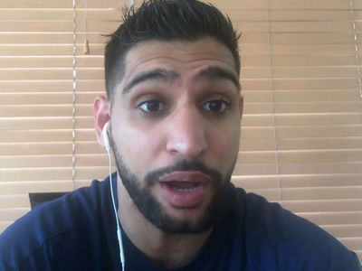 Amir Khan Says Road Rage Attackers Were Lucky He Held Back