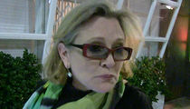 Carrie Fisher Died of Sleep Apnea Says Coroner