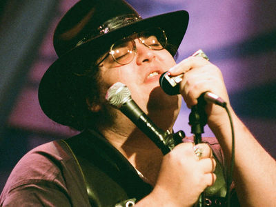 Blues Traveler Frontman John Popper 'Memba Him?!