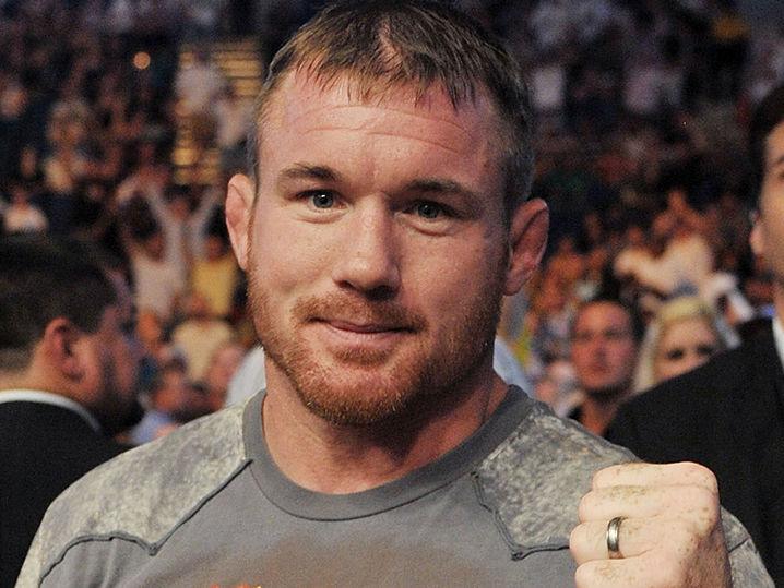 UFC's Matt Hughes Injured In Car Crash, Truck Hit By Train
