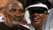 Serena Williams' Dad Is Dangerous & Gun-Obsessed, Wife Claims