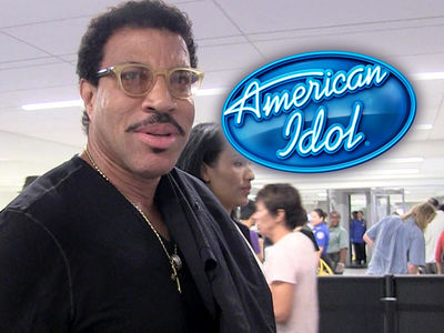 Lionel Richie Targeted for 'American Idol' Judge