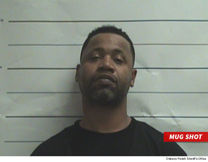 Rapper Juvenile Arrested For Unpaid Child Support