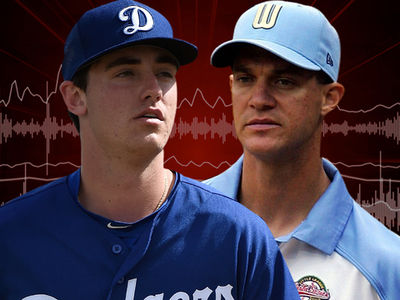 Cody Bellinger's Dad Blown Away By Son's Home Run Tear