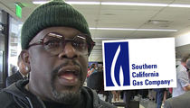Cedric the Entertainer Sues SoCal Gas Company, Porter Ranch Gas Leak Making My Family Sick