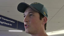 Miles Teller Arrested For Being Drunk and Uncooperative In Public (UPDATE)