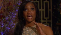 'Bachelorette' Rachel Lindsay Breaks Down Crying Over Race