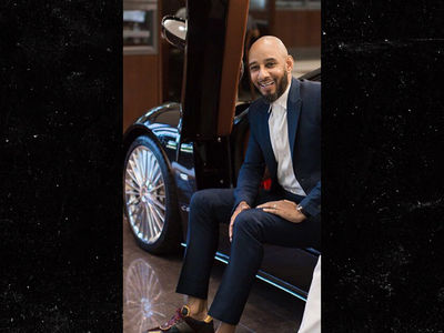 Swizz Beatz Scores Huge Victory in Massive Car Theft Lawsuit