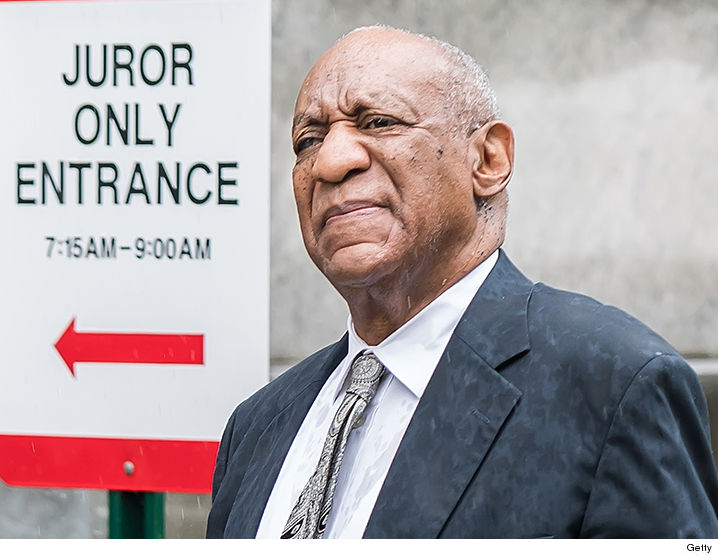 Here's What Saved Bill Cosby From Prison