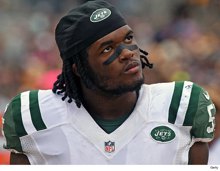 Jets LB Lorenzo Mauldin turned himself in, arrested for misdemeanor assault