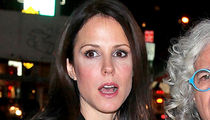 Mary-Louise Parker's Nanny Allegedly Jacked More Than $30k